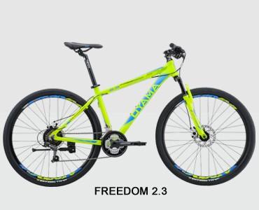 FREEDOM 2.3